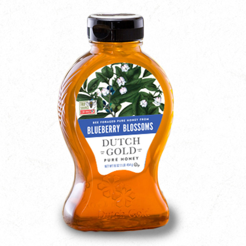 Blueberry Honey 1lb