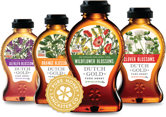 Dutch Gold Honey   Organic & Wild Honey   Maple Syrup