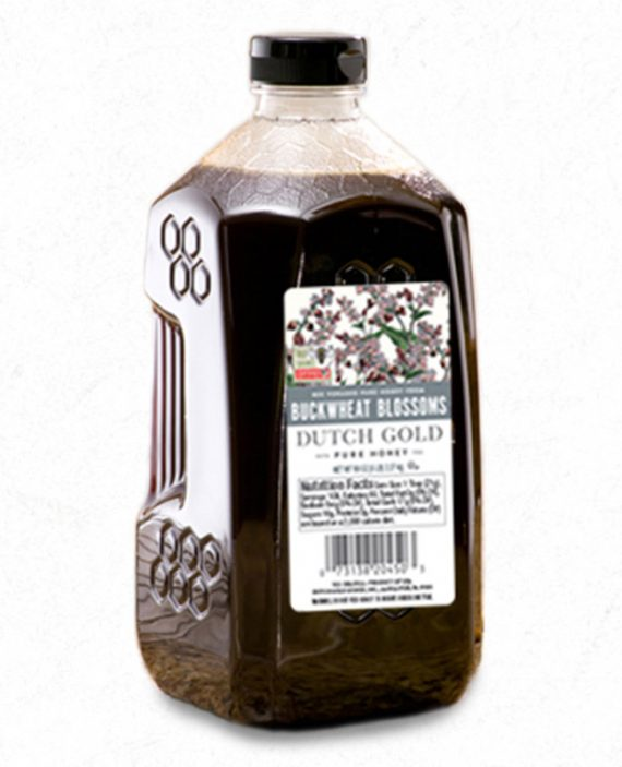 Buckwheat Honey 5lb
