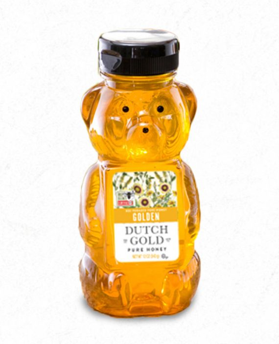 Golden Honey Bear 12oz