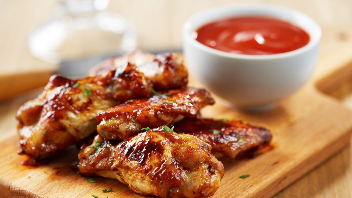 Tantalizing Tailgate Grilled Chicken Wings
